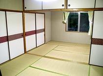 客室1(和室)