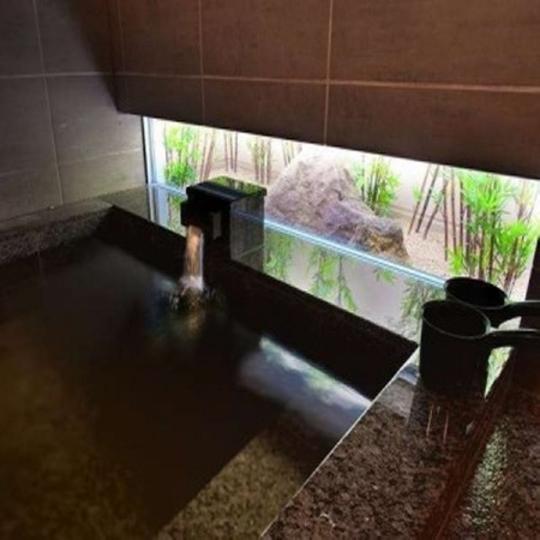 スーパーホテル甲府昭和インターの温泉