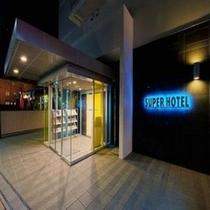 ★ホテル玄関★
