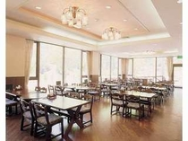ホテル内レストラン『和泉』 ぜひお食事にお使い下さい。(ご予約のお客様のお食事もこちらになります。)