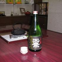 栃木の銘酒「天鷹」