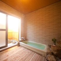 【福寿草】客室風呂