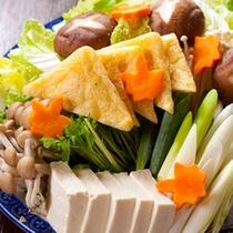 お鍋の野菜セット!