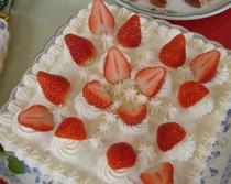 奥様の手作りケーキ2