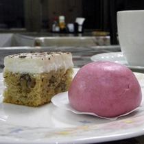 *【朝食一例】おめざのデザート