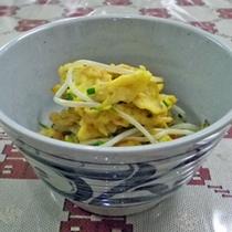 *【朝食一例】ちゃんぷる