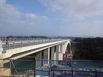 2010年12月開通のワルミ大橋 古宇利島へのアクセスも抜群に良くなりました