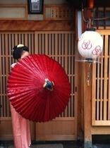 宮川町の舞妓さん