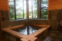 客室のお風呂/一例