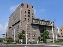 外観(県庁側)
