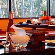 和食「京かる」店内イメージ