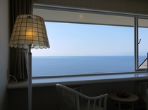 海側洋室からの景色