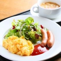 ■朝食(洋定食)