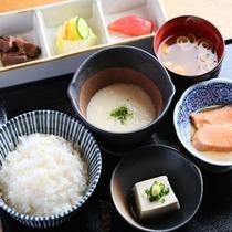 ■朝食(和定食)