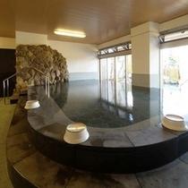 温泉展望風呂 「曙光の湯」男湯