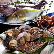 【料理】抜群の鮮度を誇る海鮮料理