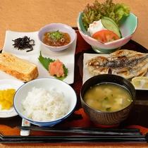 *【選べる朝食】和食・・・朝はやっぱり「お米!」という方はこちら