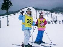 六呂師高原スキー場