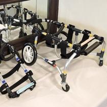 *わんこ用歩行器/犬用車椅子・歩行器の試乗貸し出しを行っております。
