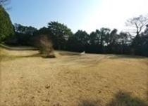 貸切りのゴルフコースがございます。