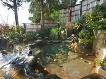 貸切露天風呂「木魂の湯」