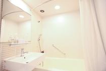 スタンダードツインのバスルーム