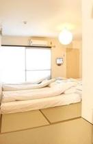 シャワー室付 11畳和室