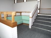 中2階・談話コーナー