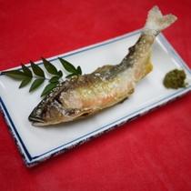 *【夕食一例】焼き魚