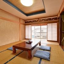 *【部屋一例/和室10畳】グループ、ファミリーにおススメです。