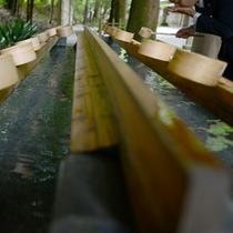 <天岩戸神社>古事記・日本書紀に記される天岩戸神話を伝える神社。神秘的な空気感が漂います。