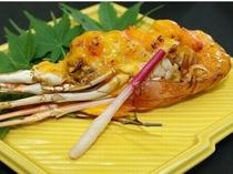 ロブスター黄金焼(料理一品)