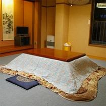 客室(冬期)