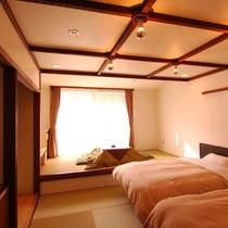 木の花(このはな) ちょっとオシャレに温泉旅行を楽しみyたい方におすすめのお部屋です。