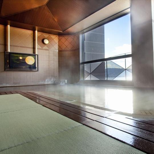 癒しの畳風呂 写真提供:楽天トラベル