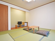 【新館和室】8畳の和室です