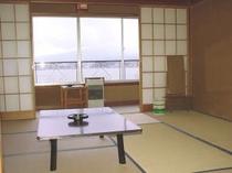 全てのお部屋が和室です。
