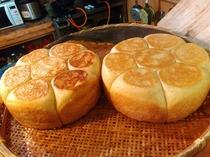 天然酵母使用の手作りパン