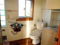 【ファミリ-タイプ】トイレ 洗面