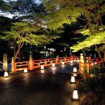 神護寺ライトアップ