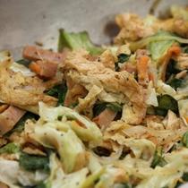 バイキング料理(一例)沖縄の家庭料理ふーちゃんぷるー