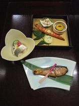 お食事の例2