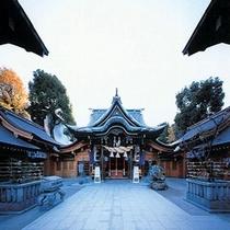 ■櫛田神社