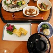 朝食 ※料理イメージ