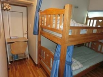 Western Private Room 2 Guests Bunk Bed