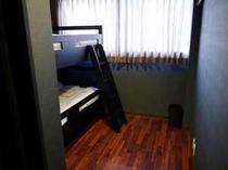 2段ベッドの部屋 2名