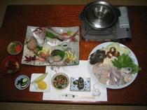 旬の魚の鍋
