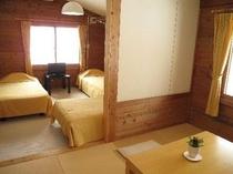 3〜5人部屋