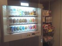 1階ロビー自動販売機