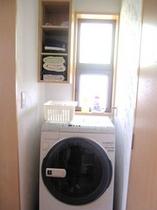 乾燥機能付洗濯機